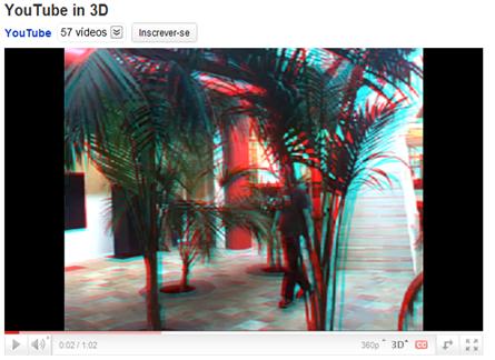 youtube 3d 2