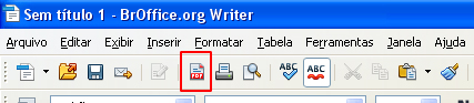 PDF BrOffice