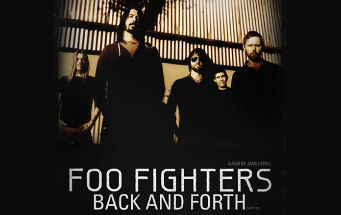 Foo Fighters: Back and Forth (2011) - IMDb